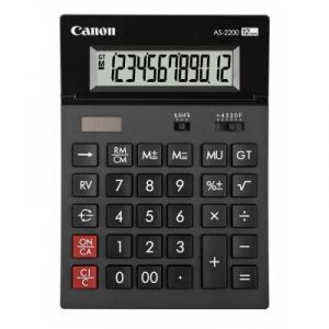 Calculator de birou CANON AS-2200 12 digiti