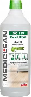 Detergent pentru pardoseli din lemn lacuit,  Mediclean MC113, 1L