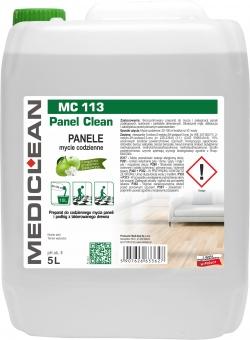 Detergent pentru pardoseli din lemn lacuit, Mediclean MC113, 5L