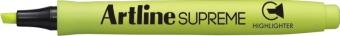 Textmarker ARTLINE Supreme, varf tesit 1.0-4.0mm - galben fluorescent