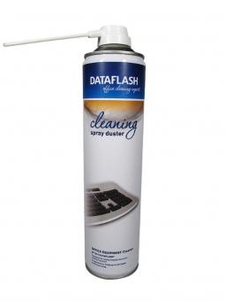 Spray cu aer inflamabil, 600ml, DATA FLASH